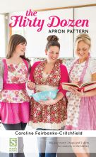 The Flirty Dozen Apron Pattern Collection